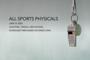 All Sport Physicals