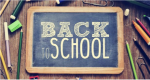FAQ's for Back to School