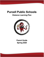 Distance Learning Plan-Parent Guide