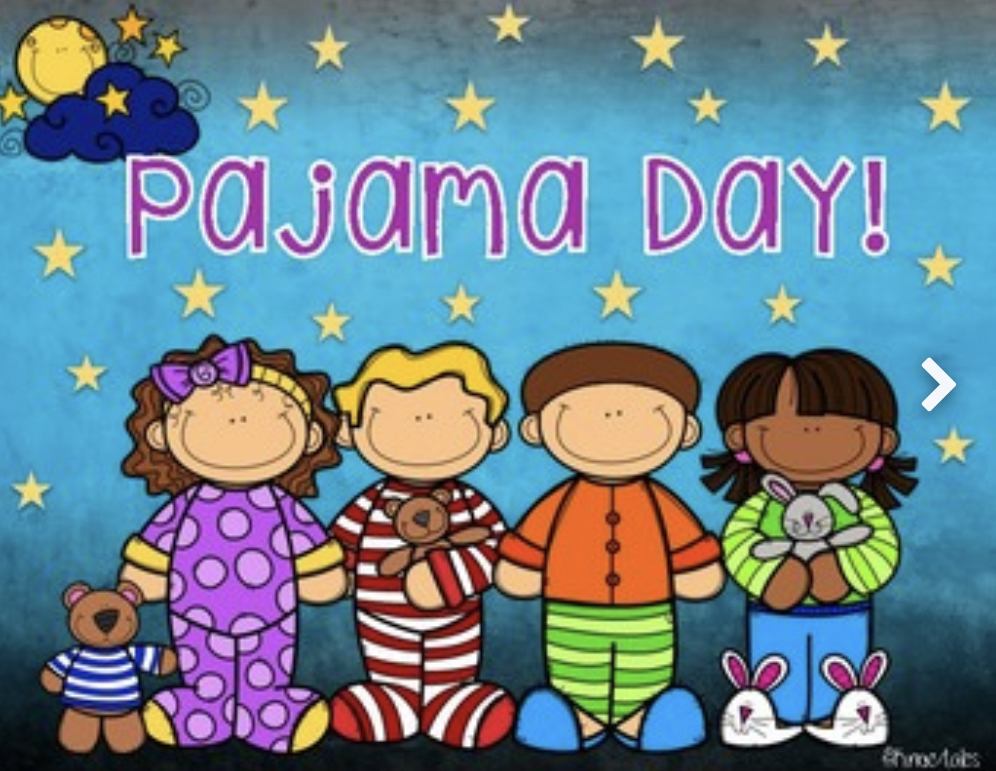 Homecoming Week-Pajama Day