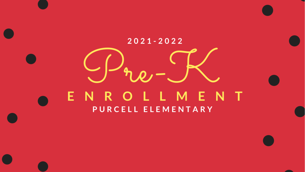 Pre-K Enrollment & Kindergarten Round-Up for 2021-2022