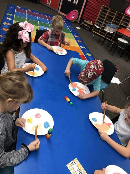 Color mixing in K!!
